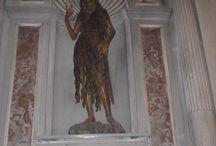 Desiderio da Settignano: La Maddalena. Firenze, Santa Trinita (1450 circa) / Desiderio da Settignano: La Maddalena. Firenze, Santa Trinita (1450 circa)