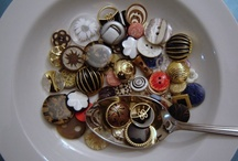Because I love buttons / by Jennifer Cisne