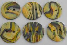 Handmade buttons by MayaArt / Nasturi handmade