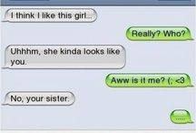 HILARIOUS TEXT MESSAGES! ^-^