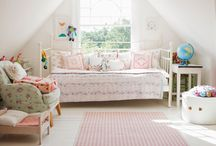 Kids Rooms / by Sarah-Jane Osmotherly