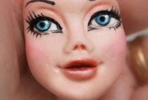bambola vestita babbo natale
