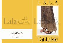 LALA Fantaisie Trouser Collection / Unstitched 2.5 Meter Fabric. For prices and availability, please visit your nearest Leading store in Pakistan, Shop Online: www.lala.com.pk.  Price @PKR 1,225/-