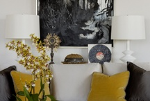 Living spaces / by Kara Anthony