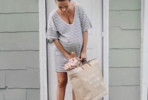 Pregnant summer outfits