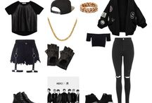 Monsta X Inspired Outfits
