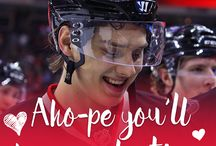 Canes Valentine's Day Cards