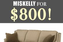 Live Well for Less / You don't have to pay high-end prices for high-end furniture.