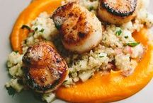to eat | seafood / delicious and healthy seafood recipes
