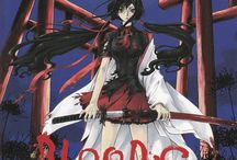Anime - Blood C