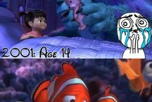 "disney ✨ pixar ✨ dreamworks / you're never ""too old"" for these movies"