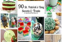 St. Patty's Day Sweets and Treats