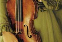 violin / by Xazalwar Koye