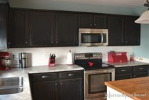 Kitchen improvements / by Michelle Ledesma