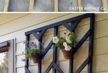 Balkon/bahçe
