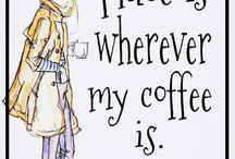 My Coffee Addiction ☕️ / Coffee and more coffee