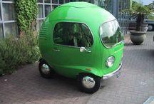 Weird cars