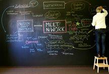 BLACKBOARD / Was ist MEET/N/WORK?