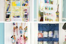 Organizing My House