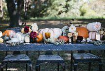 weddings: autumn