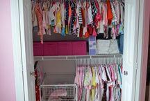 Organizador em qtos infantis