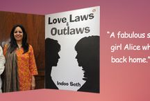 Love Laws & Outlaws / Love Laws & Outlaws tells the story of young couple who overcome the trails and tribulations thrown at them by society