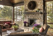 pergolas and patios screened porches
