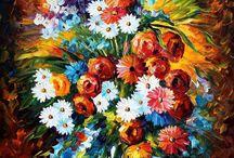 Art,- Watercolor virágok / minden ami különleges