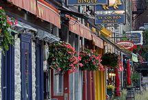 Quebec City / by Paul Petrokov
