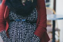 GBO Fashion Blog / Love her style! I just don't need to worry about the baby bump
