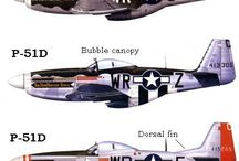 Color profile USAAF/USN
