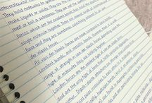 handwriting inspo