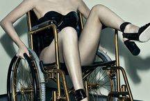 Fashion x Ability / A look at fashion and ability, dis/ability, and folks who otherwise self-id as differently abled.