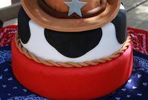 Gâteaux De Cow-boy