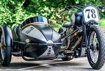 harley sidecar