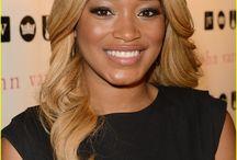 Natural makeup for black girls / Natural makeup  / by Manuchca J
