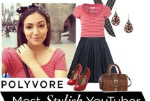 Contest entries - 041 - Most stylish YouTuber - Bethany Mota