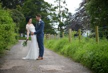 Recent May wedding / Some samples from a wedding I had so much joy photographing this May