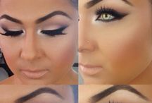 makeup / by vic