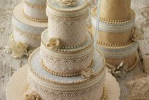 Wedding Cake Card Box / Wedding Cake Card Box, Wedding Card Box, Bridal Card Box,Victorian Card Box,Shabby Chic Card Box, Card Box, Roses Card Box