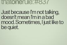 This is me...