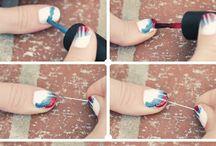 Nails / by Beth Eymard