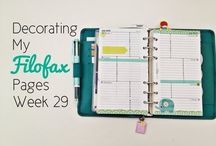 Gettin' Organized: Planners