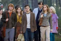 Hogwarts and the potter heads / Crazy potter fan ALERT haha