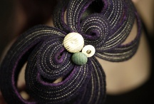Fascinator:Wool and Felt