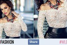 Bluze / In colectia de bluze Wild Fashion regasesti modele sexy, elegante sau pentru purtat zi de zi la birou sau pentru timpul liber, pentru toate gusturile.
