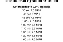 Treadmill Routine