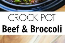 Warm and cozy crock pot