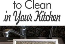 Cleaning Suggestions