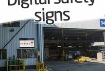 Digital signage espacios